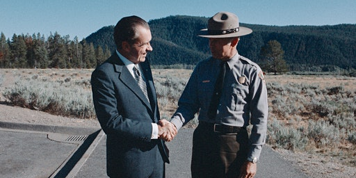 Nixon's Environment: The Historic Shift to Green