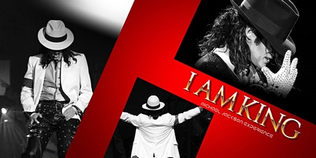 I AM KING: The Michael Jackson Experience tickets