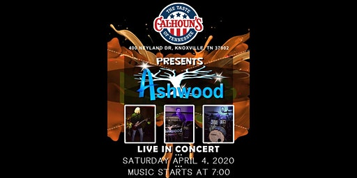 ASHWOOD Live at Calhoun's on the River Knoxville TN