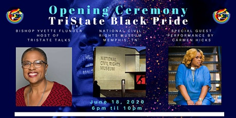 2020 TRISTATE BLACK PRIDE OPENING CEREMONY @ THE CIVIL RIGHTS MUSEUM  tickets