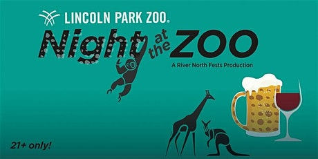 Night at the Zoo - A 21+ Evening at Lincoln Park Zoo, Chicago tickets