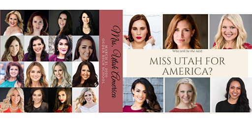 Mrs. Utah America/Miss Utah for America Pageant