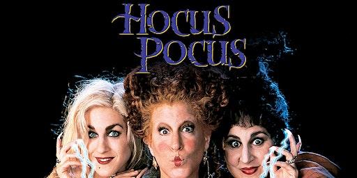 Hocus Pocus Outdoor Cinema