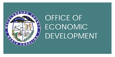 Mecklenburg County Office of Economic Development Small Business Outreach tickets