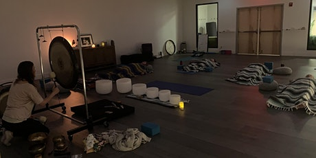 Sound Healing with Restorative Yoga tickets