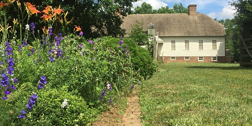 Patrick Henry's Scotchtown: Mother's Day Tea and Tour