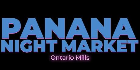 Panana Night Market: Ontario Mills tickets