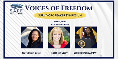 Voices of Freedom - What Survivors  of Human Trafficking Know tickets