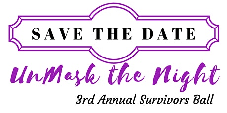 3rd Annual UnMask the Night Domestic Violence Survivors Gala tickets