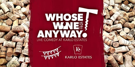 Whose Wine is it Anyway? – Lions and Lambs Edition tickets