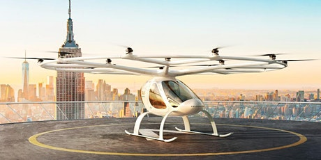 Steve Wright: Greta may yet fly again! Flying taxis and electric planes tickets