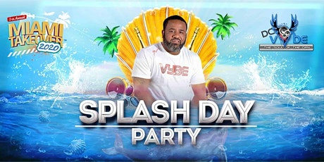 13th Annual Miami Takeover: Splash Pool Party (Single Event Only) tickets