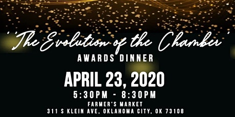 2020 OKC Black Chamber of Commerce Annual Event and Awards Dinner tickets