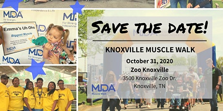 MDA Muscle Walk of Knoxville tickets