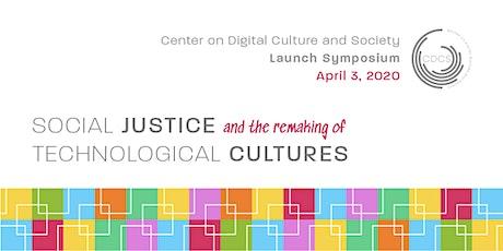 CDCS Digital Launch Symposium tickets