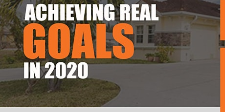 Achieving REAL Goals in 2020 tickets