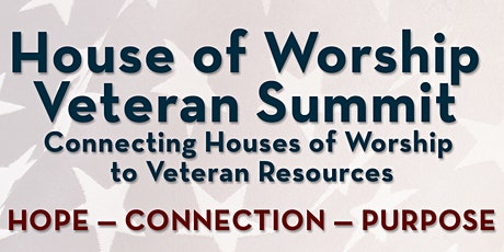 House of Worship Veteran Summit tickets