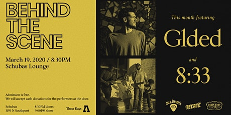 Audiotree & These Days Presents: Behind The Scene tickets