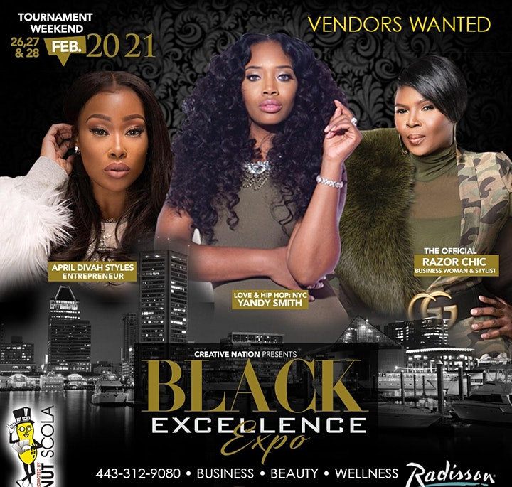 Black Excellence Expo 2021 image