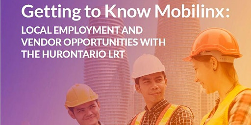 Getting to Know Mobilinx: Mississauga - Mississauga Valley Community Centre