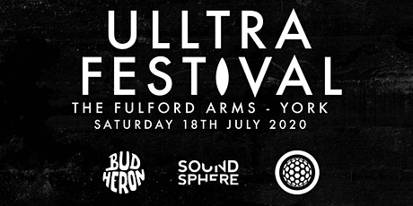 Soundsphere x Budheron Present: Ulltra York tickets