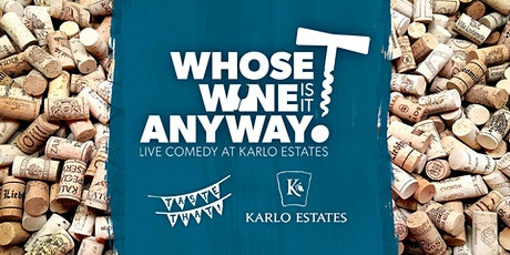 Whose Wine is it Anyway? – The Long(er) Weekend Edition tickets