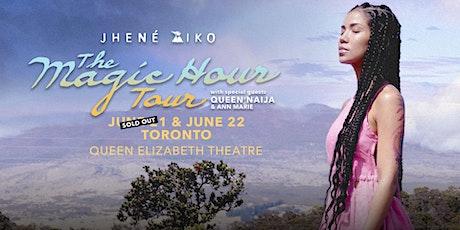 Jhené Aiko: The Magic Hour Tour tickets