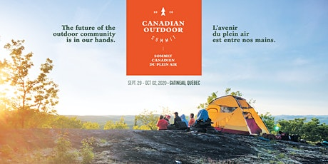 Canadian Outdoor Summit / Sommet canadien du plein air billets