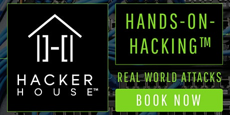 Hands on Hacking: Hacker House in Grimsby tickets