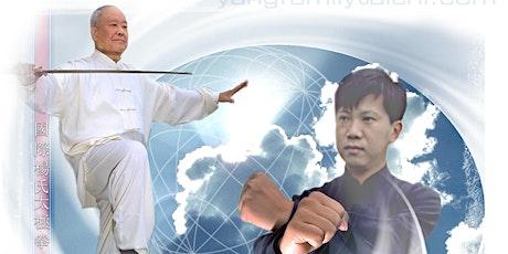 Yang Family Tai Chi Celebration Winchester 2020 tickets