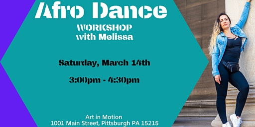 Afro Dance Workshop with Melissa