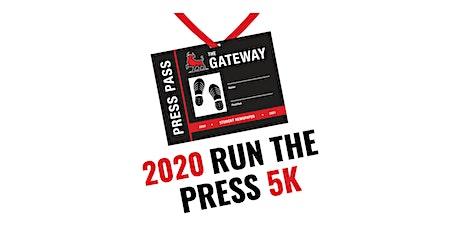 POSTPONED: The Gateway's  Run the Press 5K | 2020 tickets