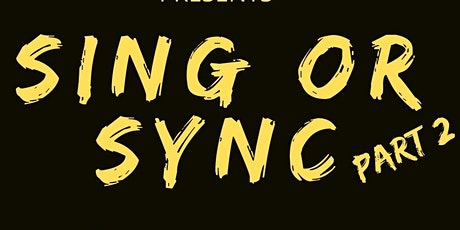 SING or SYNC Part 2 tickets