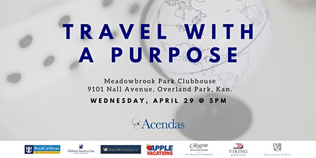 Travel With A Purpose tickets