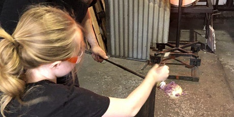 Teen Glassblowing Intensive tickets