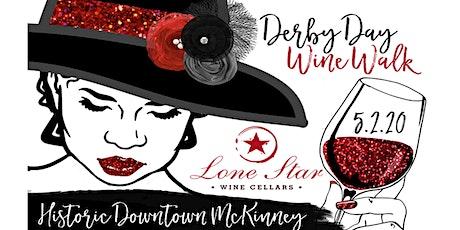 Derby Day Wine Walk – Downtown McKinney tickets