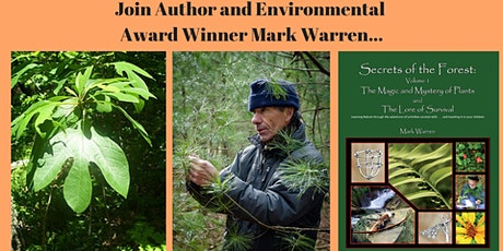 "Primitive Skills Expert Mark Warren Presents ""Cherokee Medicines"" tickets"