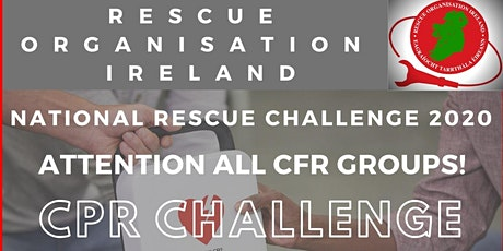 Rescue Organisation Ireland National Rescue Challenge - CPR Challenge tickets