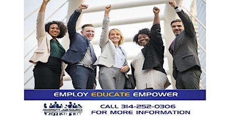 30th Annual Diversity Job Fair tickets