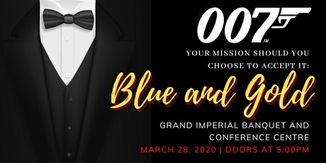 Blue and Gold Ball 2020 tickets