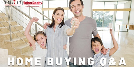 Home Buying Q&A tickets