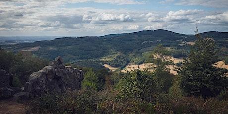 4x4 Kampeerweekend Bourgogne billets