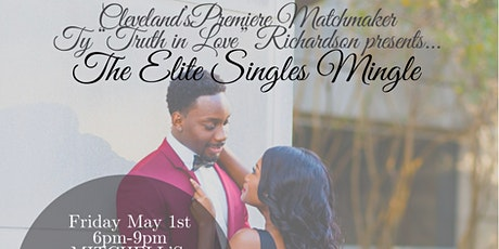 THE ELITE SINGLES MINGLE tickets