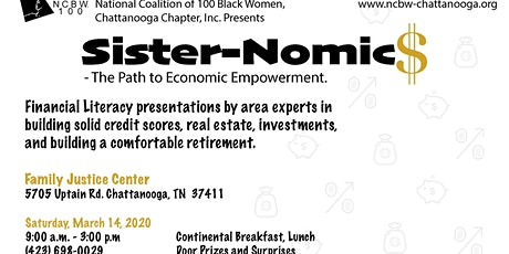 Sister-Nomic$-The Path to Economic Empowerment tickets