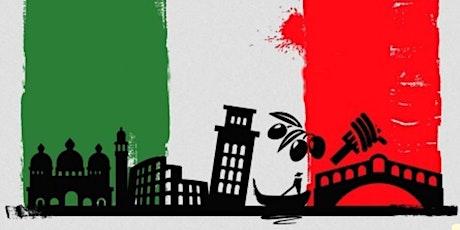 Clase gratuita de italiano entradas