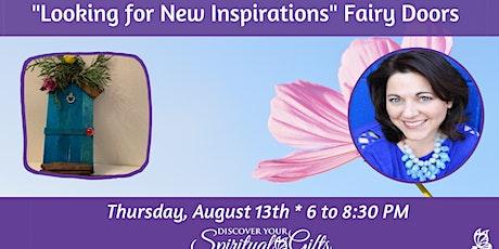 """ARTShop - """"Looking for New Inspirations"""" Fairy Doors tickets"""
