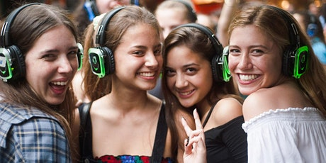 All Ages Silent Disco Party at Downtown Container Park tickets