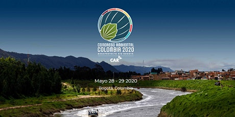 Congreso Ambiental Colombia 2020 - Megaproyecto Río Bogotá entradas
