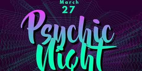 Psychic Night One To One Readings  tickets
