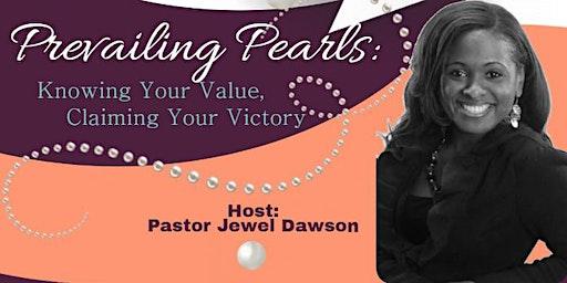 Mattie P Dawson Weekend.  Prevailing Pearls